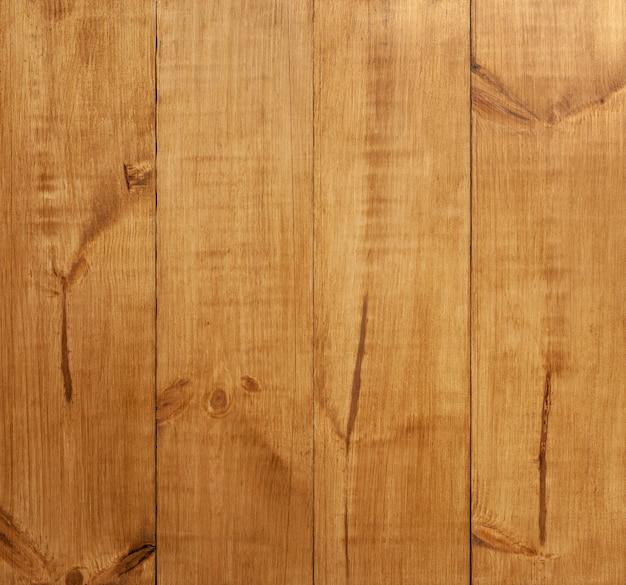 Pranchas de madeira natural marrom claro com textura nodosa