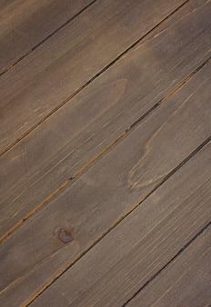 Pranchas de madeira velhas dispostas diagonalmente textura de fundo