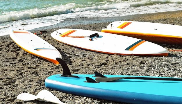 Pranchas para stand up paddle surf