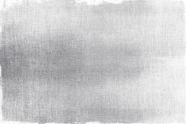 Prateado pintado em um plano de fundo de tecido texturizado