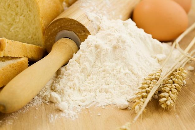 Preparação de pão