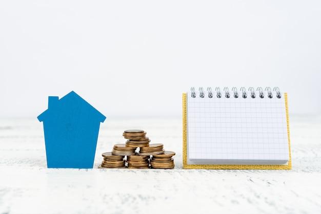 Preparação de planos de casas, ideias de investimento em casas, reforma de novas moradias, avaliação de imposto de propriedade, exibição de orçamento doméstico, apresentação de plano de reforma residencial