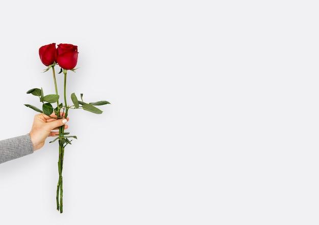 Presente de símbolo de sinal de design de amor