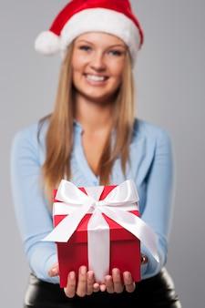 Presente especial de natal da nossa empresa