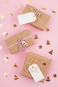 Presentes de natal minimalistas
