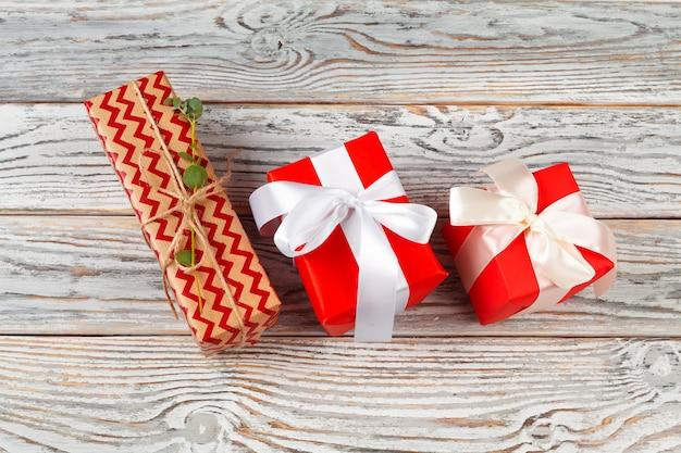 Presentes para o feriado de natal