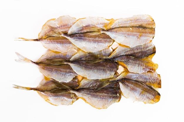 Preservação de peixe seco