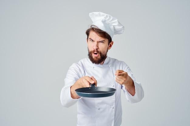 Prestação de serviços profissionais de restaurante de chef