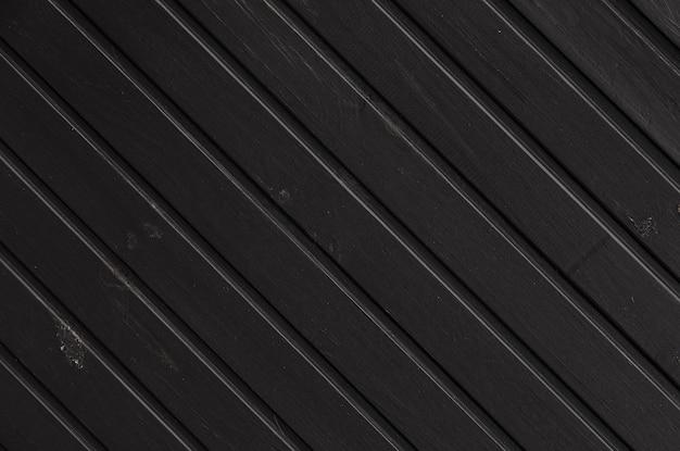 Preto de madeira, sem costura padrão, textura