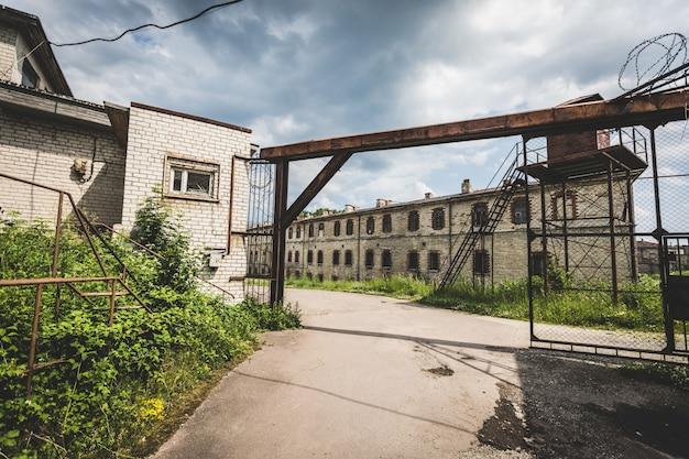 Prisão abandonada em tallinn