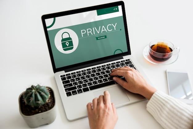 Privacidade on-line