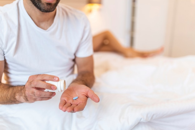 Problemas sexuais e de saúde dos homens.