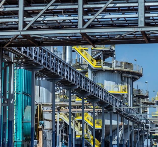 Processo de cana de produção de linha de fábrica de açúcar