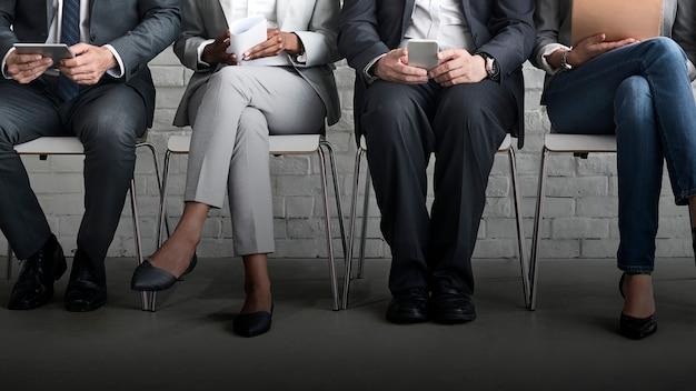 Processo de contratação de funcionários