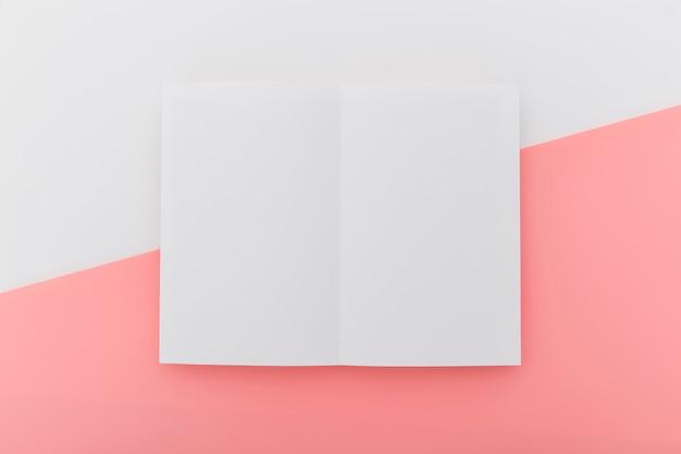 Processo de criação de brochura