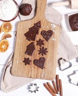 Processo de fabricação de cookies
