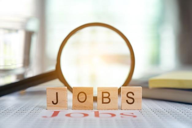 Procura de emprego