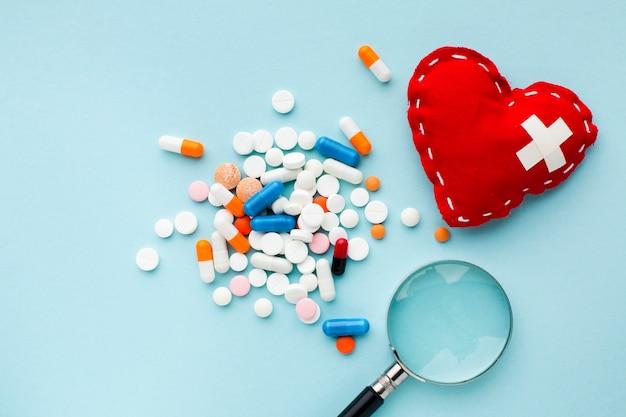 Procurando o melhor tratamento e coração