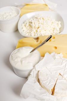 Produtos de leite