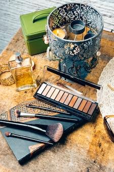 Produtos de maquiagem para mulheres