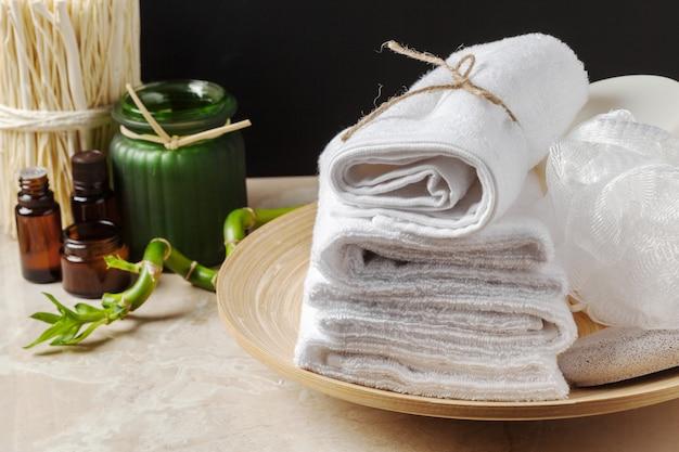 Produtos de spa, conceito de spa
