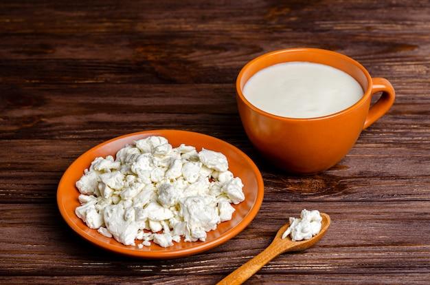 Produtos lácteos caseiros