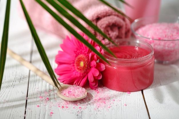 Produtos naturais para cuidados com a pele à base de plantas