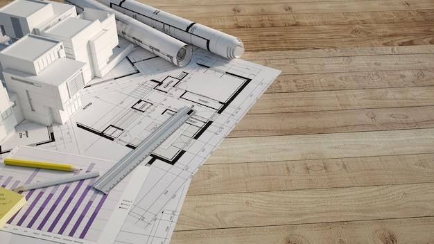 Projeto de apartamento em condomínio