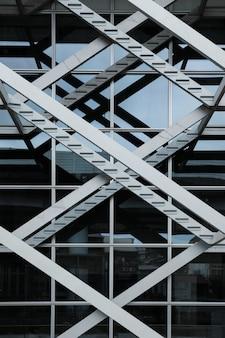 Projeto de arquitetura triplo x de um edifício