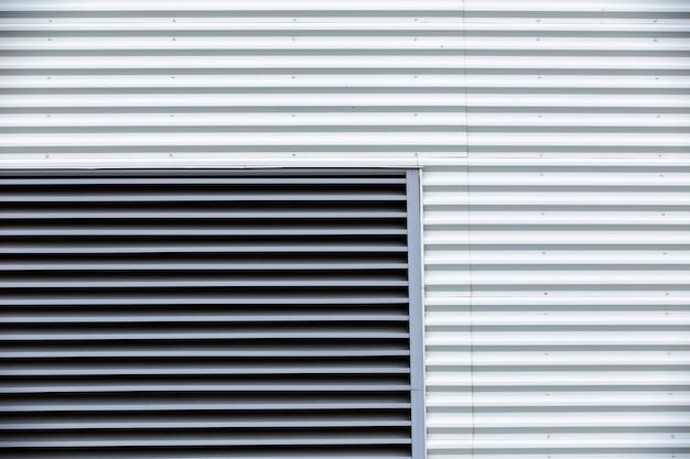 Projeto de construção com ventilação de ar