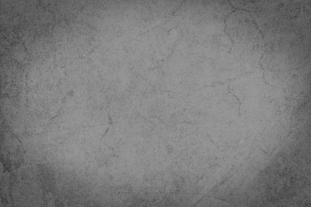 Projeto de plano de fundo texturizado cinza vintage