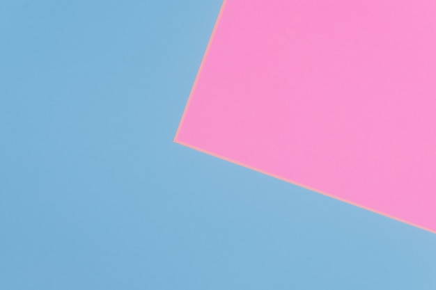 Projeto geométrico abstrato de duas cores. espaço da cópia