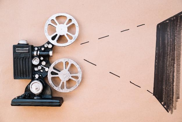 Projetor de filme