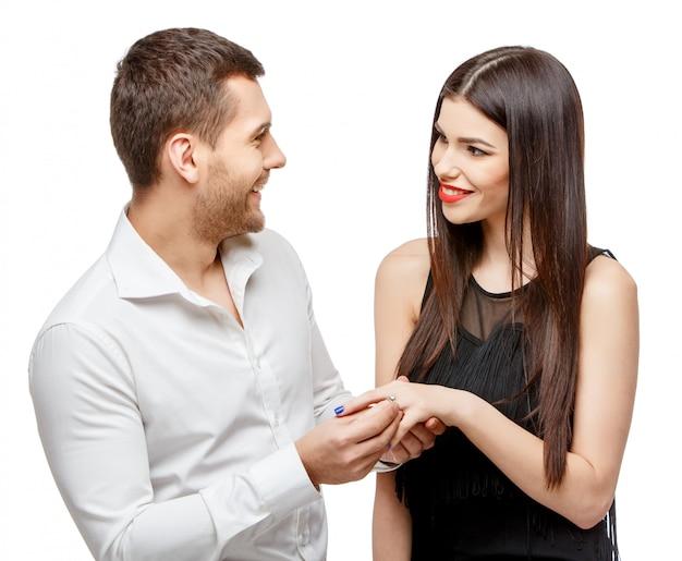 Proposta de casamento