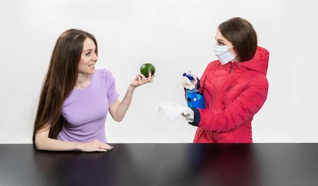 Proteção contra o coronavírus