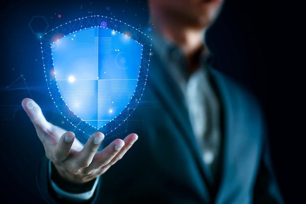 Proteção de dados e segurança de rede
