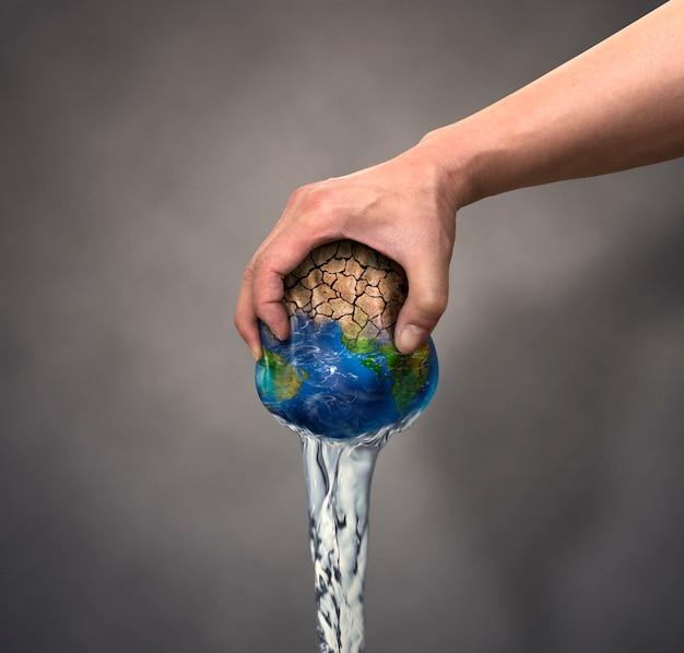 Proteção de recursos hídricos