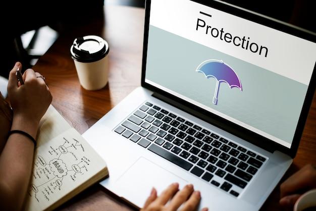 Proteção online