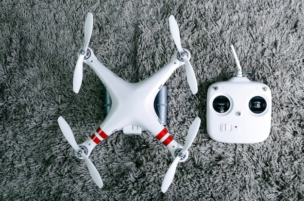Quadcopter equipment