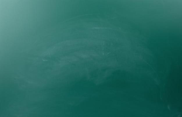 Quadro de giz escolar verde em branco, quadro completo