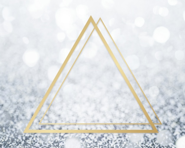 Quadro de pano de fundo texturizado glitter
