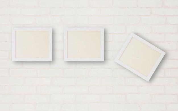 Quadro de superfície closeup para matriz de foto na parede de tijolo da casa