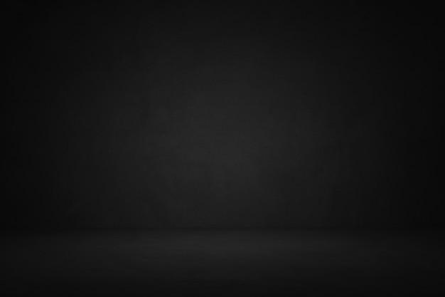 Quadro escuro e fundo da sala de exposições e estúdio do quadro negro