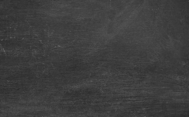 Quadro-negro com partículas de pó de giz na textura. fundo em branco do quadro para sala de aula, educação e conceito de design.