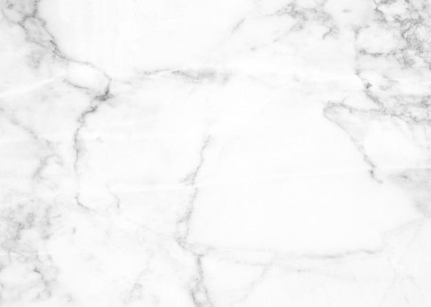 Quadro retangular de mármore branco texturizado