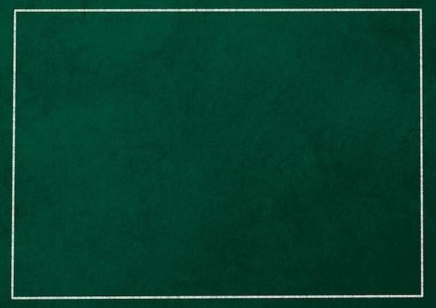 Quadro verde.