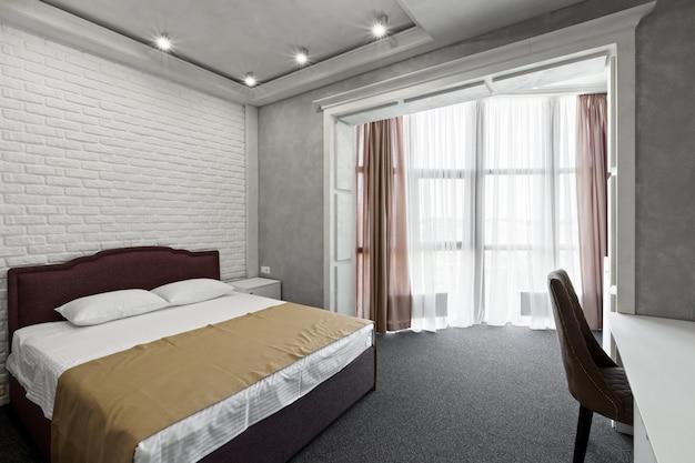 Quarto de hotel exclusivo
