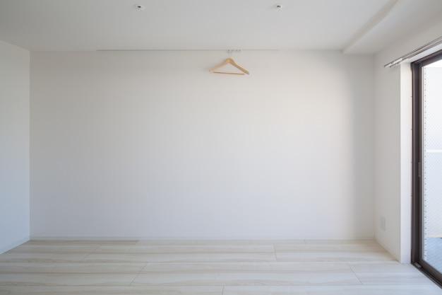 Quarto luminoso do apartamento