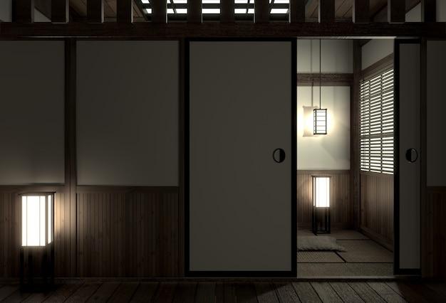 Quarto original estilo japonês