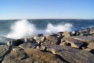 Quebrando as ondas